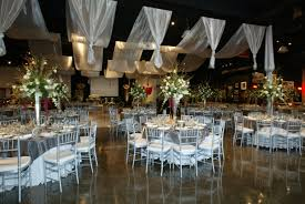 Curtains Wedding Decoration Elegant Wedding Decoration Ideas With Round Table Sets And