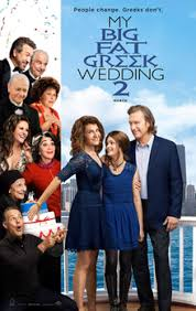 my big fat greek wedding  my big fat greek wedding 2 poster png