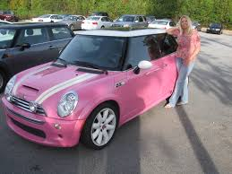 mini cooper convertible pink. pink mini cooper omg you dont even know how much i love convertible