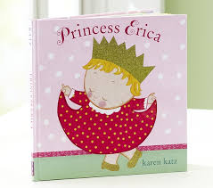 Princess Baby Personalized Book | Pottery Barn Kids