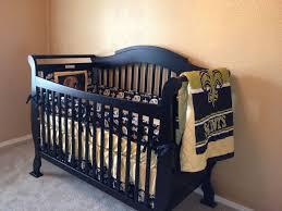 black and gold crib new orleans saints crib who dat crib
