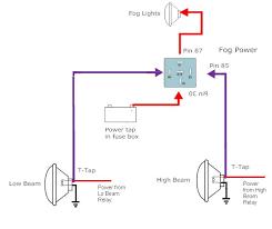 fog lamp relay lighting and ceiling fans 5 Pole Relay Wiring Diagram Fog Lights fog lamp relay photo 5 Fog Light Relay Kit