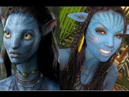 neytiri avatar make uptutorial