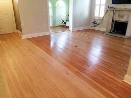 average cost of refinishing hardwood floors per square foot