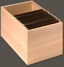Document Boxes Decorative Dovetail Drawer Boxes WalzCraft 31