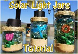 Solar Jars Easymeworld Diy Solar Light Jars Beach Theme