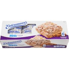 Entenmanns Minis Crumb Cake 122 Oz From Giant Food Instacart