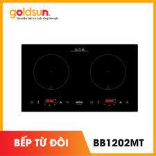 Bếp từ đôi Goldsun BB1202MT chính hãng, giá rẻ nhất tại Nalu House