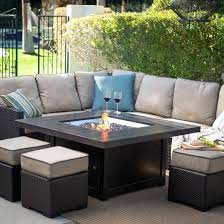 propane fire pit table set. Lp Fire Pit Tables Chat Table Set Raised Propane Dining U