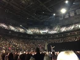 Concert Vivint Smart Home Arena Map