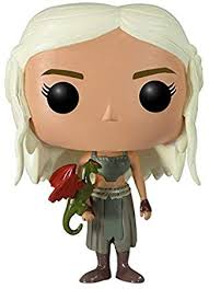 Game of Thrones <b>3012 Pop</b>! Vinyl - <b>Daenerys Targaryen</b> #03: <b>Funko</b> ...