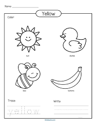 colors worksheets page 05_orig color yellow worksheets termolak on balancing of chemical equations worksheet