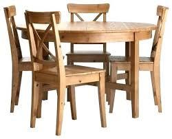 extendable dining table ikea ikea bjursta extendable dining table white