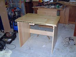 make your own computer desk