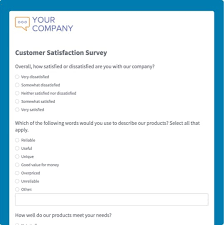 How To Make Survey Form In Word Web Form Templates Customize Use Now Formstack