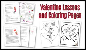 Are you age 13 or older? Valentines Day Sunday School Lesson