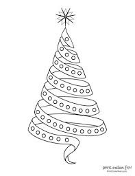 When you make breathtaking new pictures, you will feel special because everyone. Top 100 Christmas Tree Coloring Pages The Ultimate Free Printable Collection Print Color Fun