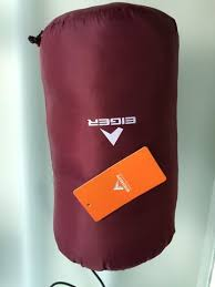 For all you camping companionships out there, here is. Terjual Sleeping Bag Eiger Mummy Kaskus
