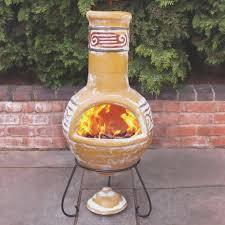 fireplace amazing ceramic chiminea outdoor fireplace design ideas classy simple at design tips amazing ceramic