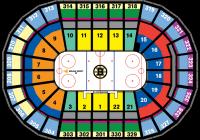 Boston Bruins Seating Chart Boston Bruins Seating Chart Seating Chart