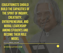 Inspirational Quotes For Students Stunning 48 Most Popular Inspirational Quotes From Dr APJ Abdul Kalam