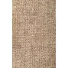 natural silver mink 10 ft x 14 ft solid area rug
