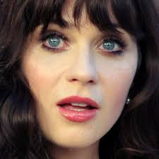 zooey deschanel makeup 13
