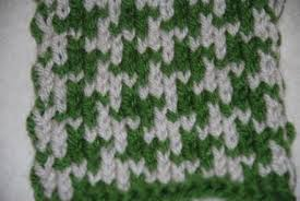 Houndstooth Knitting Pattern Chart How To Knit A Houndstooth Pattern Knitting Knitting
