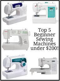 Top 5 Best Beginner Sewing Machines - Peek-a-Boo Pages - Sew ... & beginner sewing machines Adamdwight.com