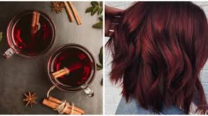 Sally Hair Color Chart Mulled Wine Hair Is The Coolest New Hair Color Trend For