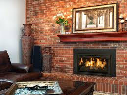 gas fireplace insert with glass rocks gas fireplace inserts glass rocks