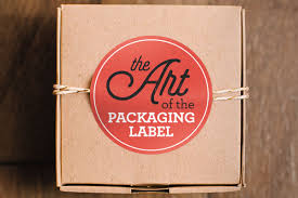 custom labeling stickers the art of the shipping package stickeryou