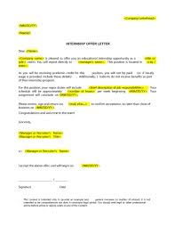 44 fantastic offer letter templates employment counter offer job offer letter 33
