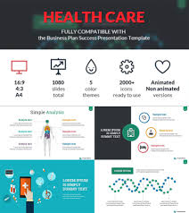 Powerpoint History Health Templates Free Download History Template Brochure