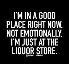 Alcoholic Quotes Custom Quote Because I'm An Alcoholic Right
