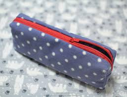 diy pencil pouch tutorials with pattern