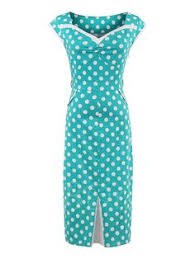 <b>Sisjuly women</b> luxury <b>bodycon dress</b> cute spring dot v-neck ...