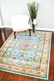 ideas colorful kitchen rugs for multi colored kitchen rugs beautiful 3045 blue colorful isfahan multi color