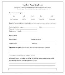 37 Incident Report Templates Pdf Doc Pages 209124585056 Free