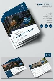 Real Estate Brochure Template Free In Design Brochure Template Atlasapp Co