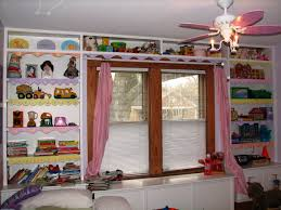 Shelves Around Window Shelves Around Window Seat With Storage Window Seating