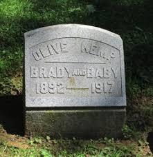 Olive Kemp Brady (1892-1917) - Find A Grave Memorial