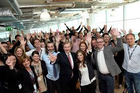 How Adroll Surfed The Biggest Wave In Town Dublin Globe