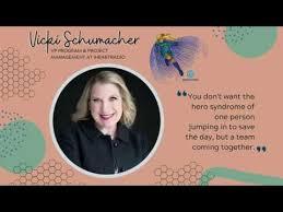 Vicki Schumacher, VP Program & Project Management at IHeartRadio ...