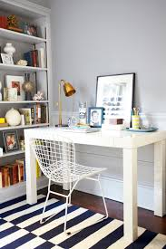 home officeminimalist white small home office. Emily Henderson Office Affordable Desks Under 500 Pics 5 Home Officeminimalist White Small H