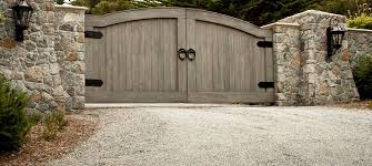 photo of pristine garage doors and gate repair la crescenta montrose ca