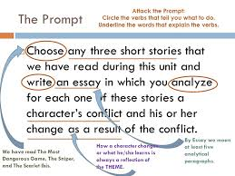 proficiency essay pre writing directions wsi english barbara 2 the