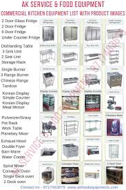 restaurant kitchen equipment. Full Size Of Kitchen:amazing Restaurant Kitchen Equipment List Commercial Large