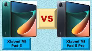 So sánh Mi Pad 5 và Mi Pad 5 Pro: Có gì khác biệt giữa bộ đôi máy tính bảng  cao cấp của Xiaomi