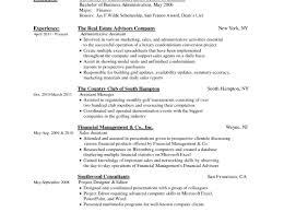 Finance Resume Templates Orthopedic Technician Sample Resume